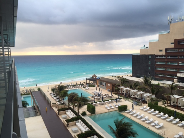 A Cancun Resort Vacation