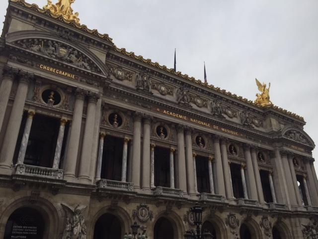 Three Days in Paris